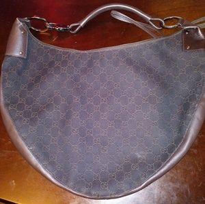 Medium Size Gucci Hobo Bag